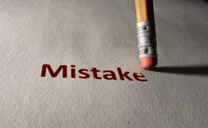 A Mistake And A Miracle