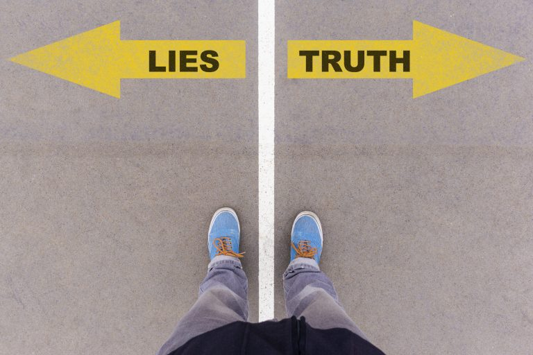 Six Lies People Tell Themselves About Retirement Planning That Could Haunt Them Later.